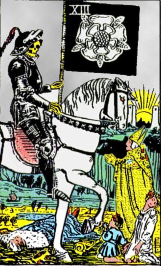 Tarotkarte-13-Death