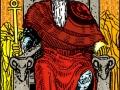 Tarotkarte-04-Emperor